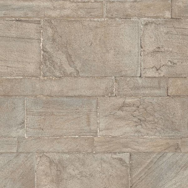 Dutch Wallcoverings Restored Sandstone Wall - Beige 24021