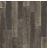 Dutch Wallcoverings Restored Antique Floorboards - Donker bruin 24048