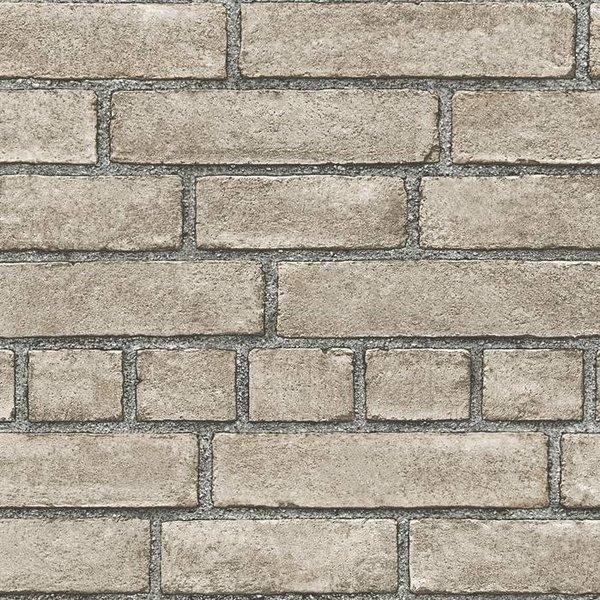 Dutch Wallcoverings Restored Baksteen - Beige 24052
