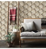 Dutch Wallcoverings Restored Devonshire - Beige 24056