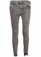 5th Fashion Grey Riped Jeans 2.0
