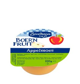 Zuivelhoeve appelmoes