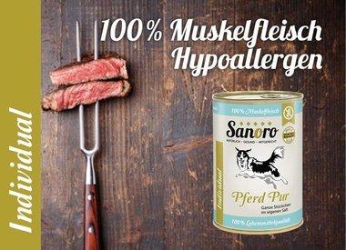 Pures Muskelfleisch / Allergiker