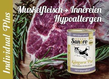 Fleisch PLUS  - Muskelfleisch mit Innereien