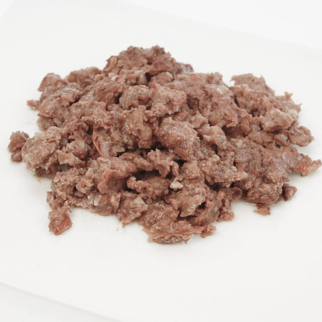 Sanoro 100 % Fleisch vom Känguru mit Innereien
