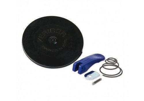 Veribor® Disque caoutchouc BO 614.0BL  120 mm
