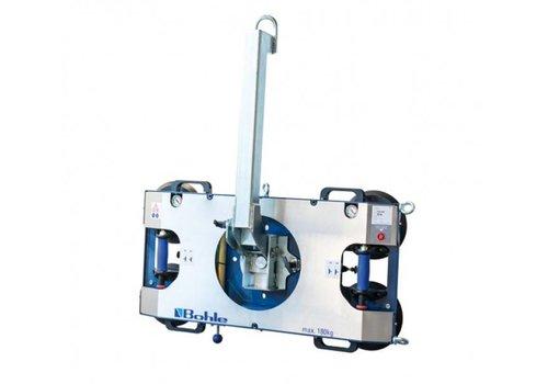 Bohle Vacuümzuiger B1, dubbel circuit, draaglast 180 kg