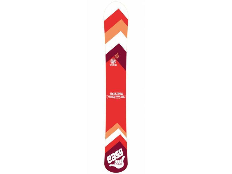 Snowgunz Monoski | Einfacher Ski Series