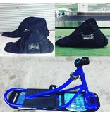 ASP Snowscoot sac (roues)
