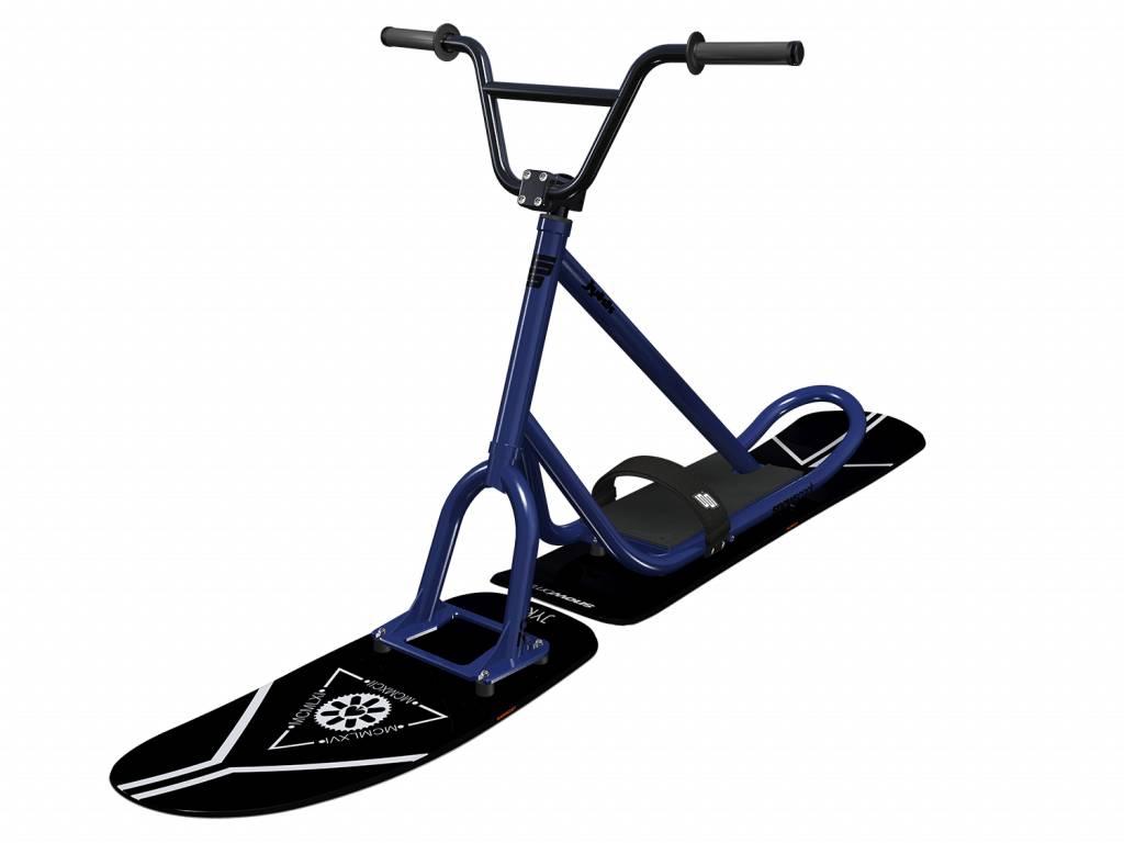 skien sturen en vallen