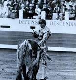 El Cordobes, famous Spanish bull fighter