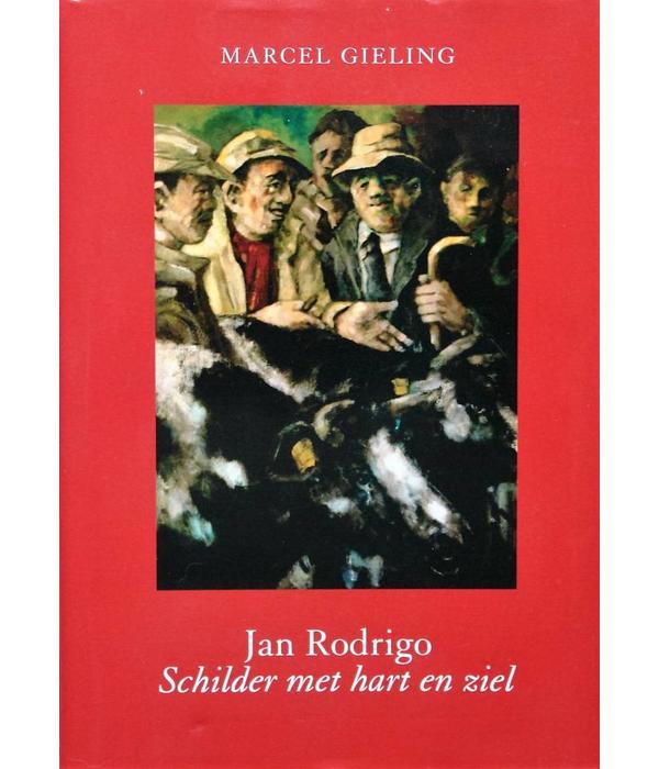 Monografie over de schilder Jan Rodrigo 1921-2013
