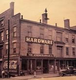 Vintage foto, New York, afkomstig uit voormalig metro station