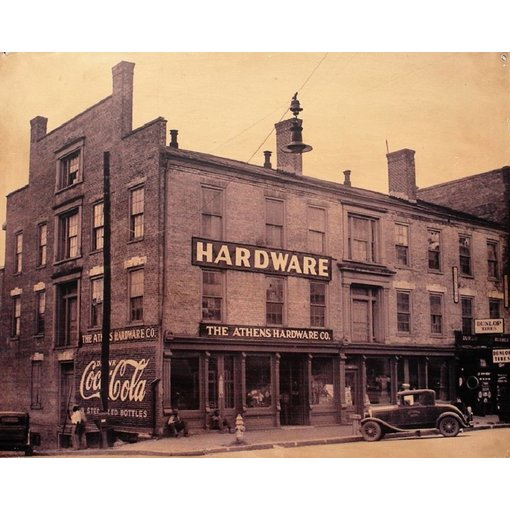 Vintage foto, New York