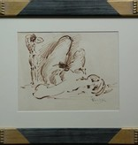 Gerard Hordijk, drawing