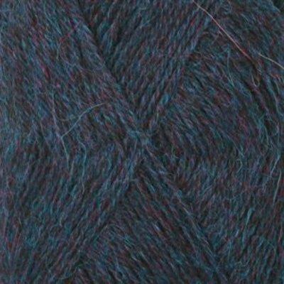 Drops Alpaca blauw / turkoois (6834)