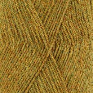 Drops Alpaca geel / groen (7233)