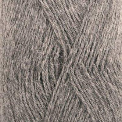 Drops Alpaca grijs mix (517)