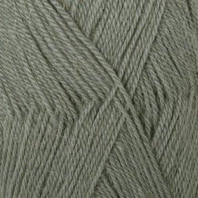 Drops Alpaca grijs/groen (7139)