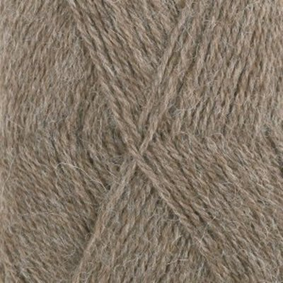 Drops Alpaca lichtbruin (607)