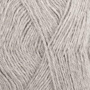 Drops Alpaca lichtgrijs mix (501)
