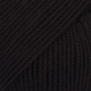 Drops Baby Merino zwart (21)