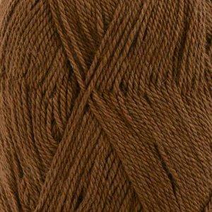 Drops BabyAlpaca Silk bruin (5670) op=op
