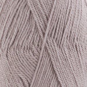 Drops BabyAlpaca Silk licht grijs/paars (1760)
