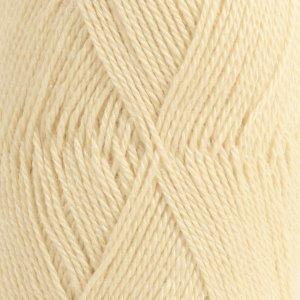 Drops BabyAlpaca Silk zacht geel (2110)