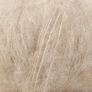 Drops Brushed Alpaca Silk lichtbeige (04)