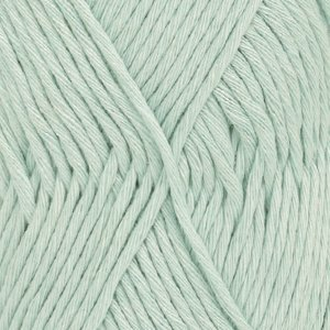 Drops Cotton Light mint (27)