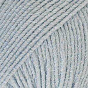 Drops Cotton Merino ijsblauw (09)