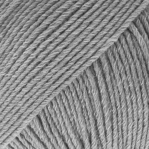 Drops Cotton Merino medium grijs (18)