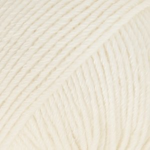 Drops Cotton Merino naturel (01)
