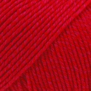 Drops Cotton Merino rood (06)