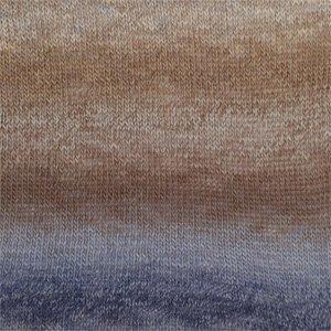Drops Delight beige/blauw (07)