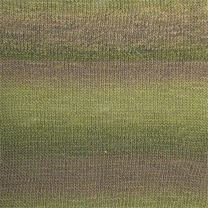 Drops Delight groen/beige (08)