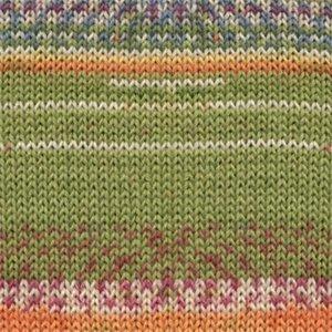 Drops Fabel Print guacamole (151)