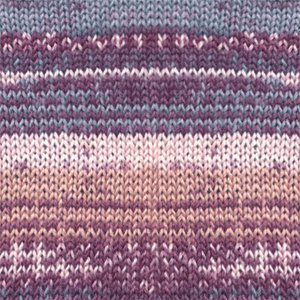 Drops Fabel Print lavendel (904)