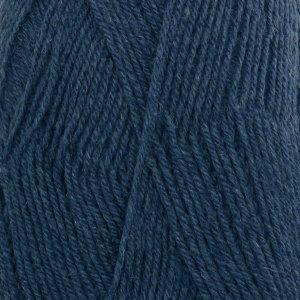 Drops Fabel Uni blauw (107)