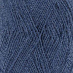 Drops Fabel Uni koningsblauw (108)