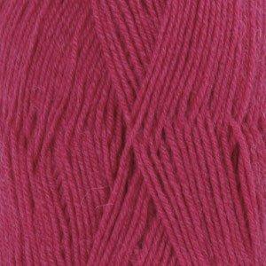 Drops Fabel Uni pink (109)