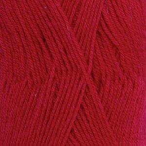 Drops Fabel Uni rood (106)