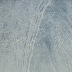 Drops Kid-Silk lichtgrijs/blauw (07)