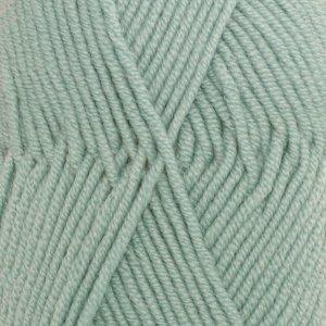 Drops Merino extra fine lichtgrijs/groen (15)