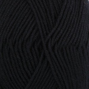 Drops Merino extra fine zwart (02)