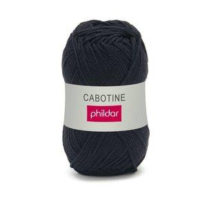 Phildar Cabotine Noir (67)