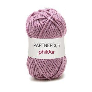 Phildar Partner 3,5 Eglantine (151) op = op