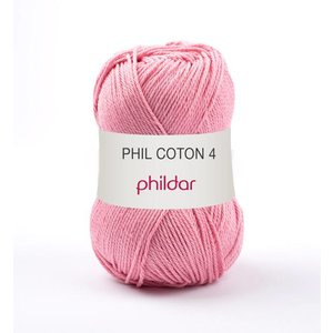 Phildar Phil Coton 4 Meringue (78)