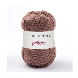 Phildar Phil Coton 4 Praline (79) op=op